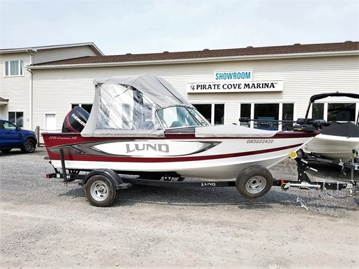 For Sale: 2017 Lund 1775 Crossover Fish & Ski  – For Sale Brokerage 17ft<br/>Pirate Cove Marina