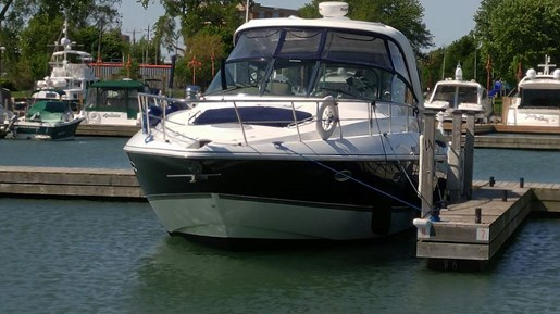 2008 Cruisers Yachts boat for sale, model of the boat is 420 Express & Image # 2 of 8