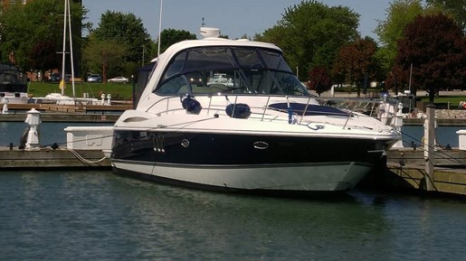 2008 Cruisers Yachts 420 Express For Sale