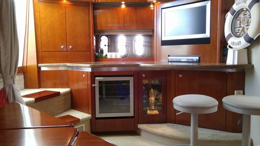 2008 Cruisers Yachts boat for sale, model of the boat is 420 Express & Image # 6 of 8