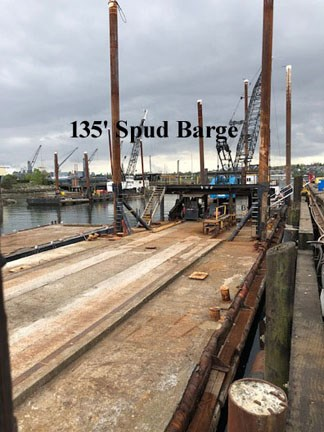 Spud Beck Barge 1956 Used Boat for Sale in Vancouver, British Columbia -  BoatDealers ca
