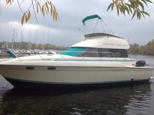 For Sale: 1990 Silverton 37 Convertible 37ft<br/>North South Nautical Group Inc.