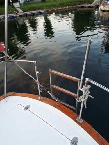 1976 Irwin boat for sale, model of the boat is MK IV Centre Cockpit & Image # 3 of 23