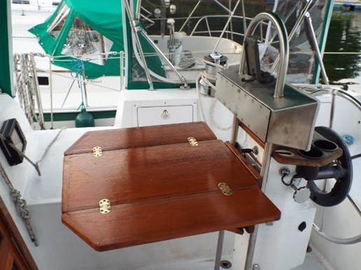 1976 Irwin boat for sale, model of the boat is MK IV Centre Cockpit & Image # 6 of 23
