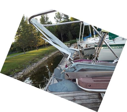 1976 Irwin boat for sale, model of the boat is MK IV Centre Cockpit & Image # 19 of 23