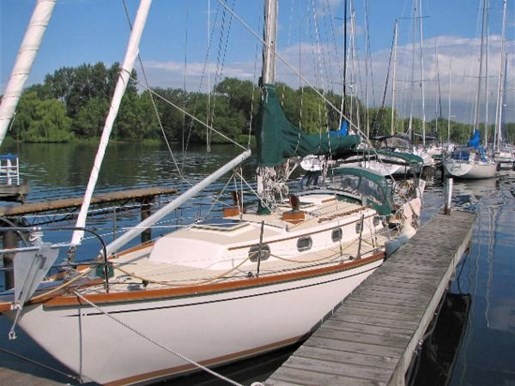 1984 CAPE DORY 36 for sale