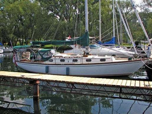 1984 Cape Dory boat for sale, model of the boat is 36 & Image # 2 of 11