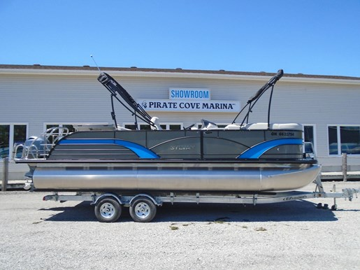 For Sale: 2019 Sylvan 8522 Mirage Dlz Bar Les - For Sale Sylp097 23ft<br/>Pirate Cove Marina