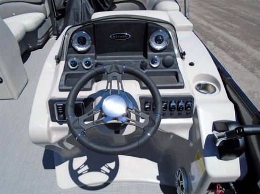 2019 Sylvan boat for sale, model of the boat is 8522 Mirage DLZ Bar LES - For Sale - SYLP097 & Image # 5 of 11