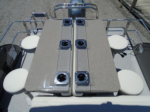 2019 Sylvan boat for sale, model of the boat is 8522 Mirage DLZ Bar LES - For Sale - SYLP097 & Image # 7 of 11