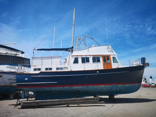 1973 BRISTOL 42 TRAWLER for sale