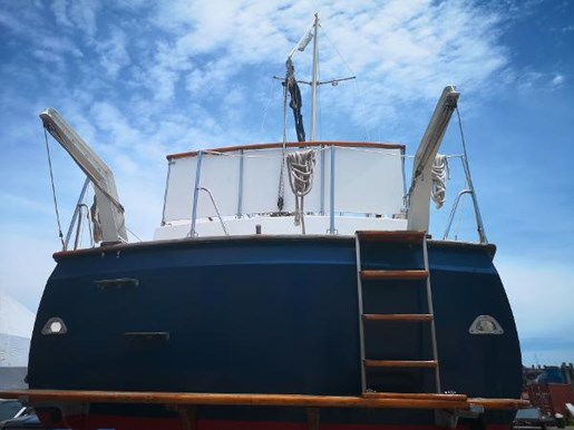 1973 Bristol boat for sale, model of the boat is 42 Trawler & Image # 2 of 10