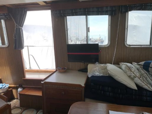 1973 Bristol boat for sale, model of the boat is 42 Trawler & Image # 3 of 10