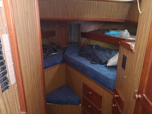 1973 Bristol boat for sale, model of the boat is 42 Trawler & Image # 4 of 10