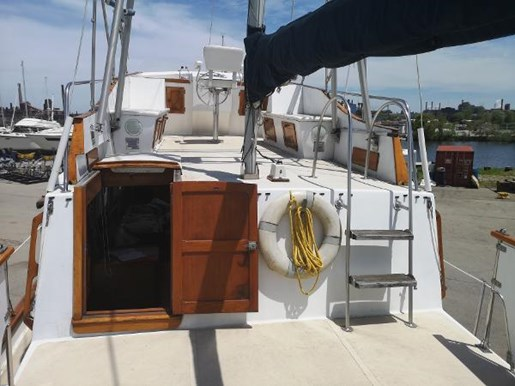 1973 Bristol boat for sale, model of the boat is 42 Trawler & Image # 10 of 10