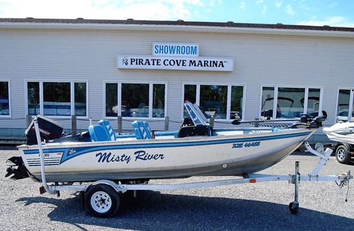 For Sale: 1996 Misty River Ps 16v – For Sale Brokerage 16ft<br/>Pirate Cove Marina