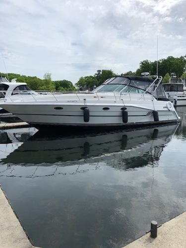 1989 CRUISERS YACHTS 3670 ESPRIT for sale