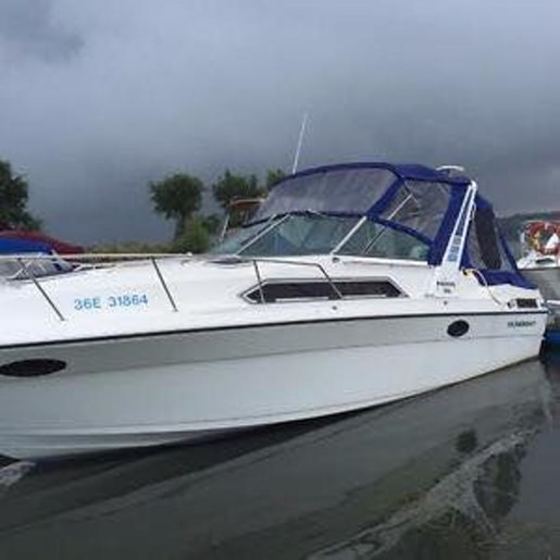 1989 Thunder Craft boat for sale, model of the boat is 290 Magnum & Image # 1 of 3