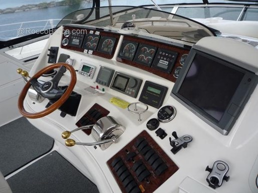 2000 Sea Ray boat for sale, model of the boat is 480 DB-Cat C12's & Image # 6 of 22