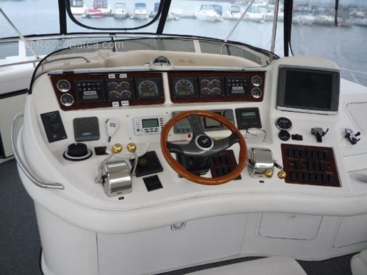 2000 Sea Ray boat for sale, model of the boat is 480 DB-Cat C12's & Image # 8 of 22