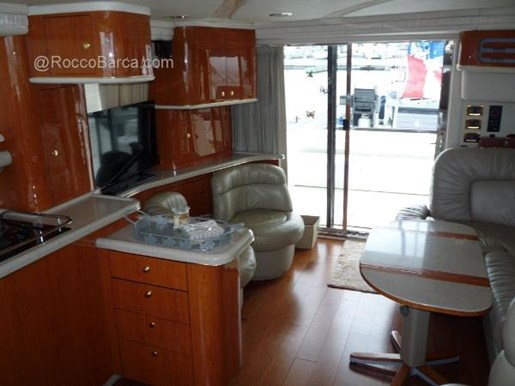 2000 Sea Ray boat for sale, model of the boat is 480 DB-Cat C12's & Image # 13 of 22