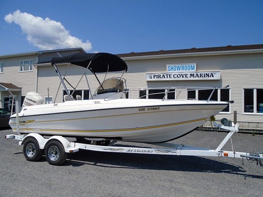 For Sale: 2003 Thundercraft 215 Cc 21ft<br/>Pirate Cove Marina