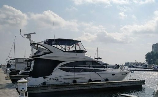 2012 Meridian boat for sale, model of the boat is 391 Sedan & Image # 2 of 14