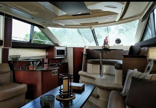 2012 Meridian boat for sale, model of the boat is 391 Sedan & Image # 4 of 14