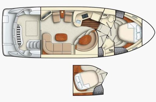 2012 Meridian boat for sale, model of the boat is 391 Sedan & Image # 14 of 14