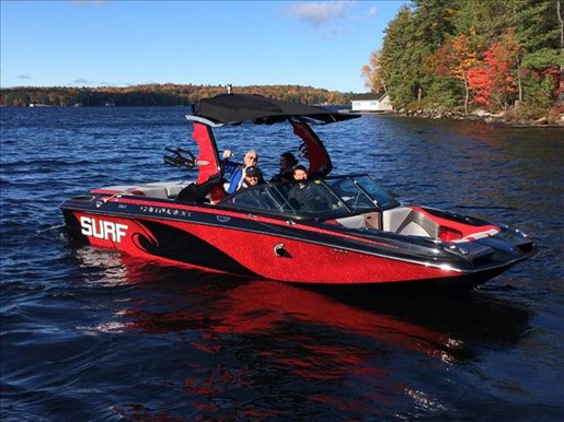 For Sale: 2016 Centurion Fs33 23ft<br/>Pride Marine - Ottawa