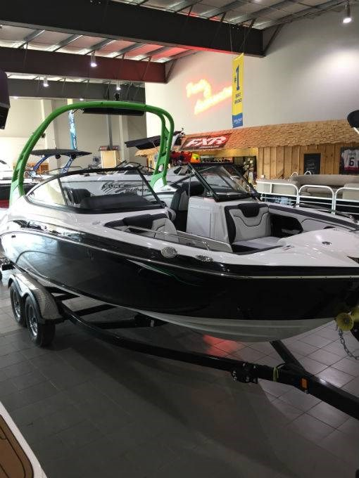 For Sale: 2018 Yamaha 212x 21ft<br/>Pride Marine - Ottawa
