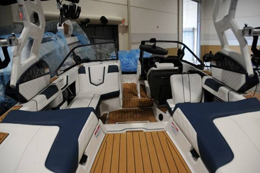 2019 Nautique boat for sale, model of the boat is SUPER AIR G21 & Image # 2 of 4