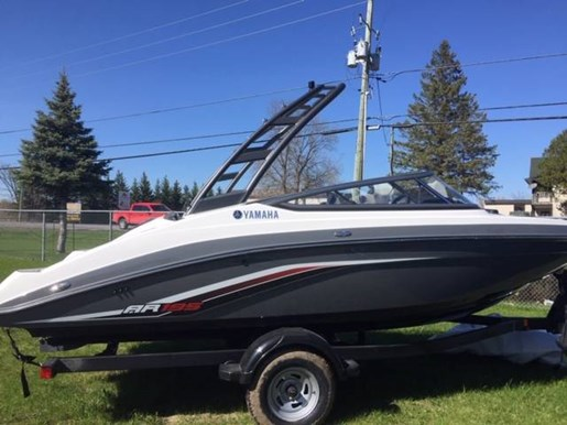 For Sale: 2019 Yamaha Ar195 19ft<br/>Pride Marine - Ottawa