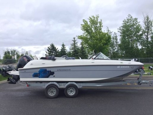 For Sale: 2017 Bayliner Element E21 21ft<br/>Pride Marine - Ottawa