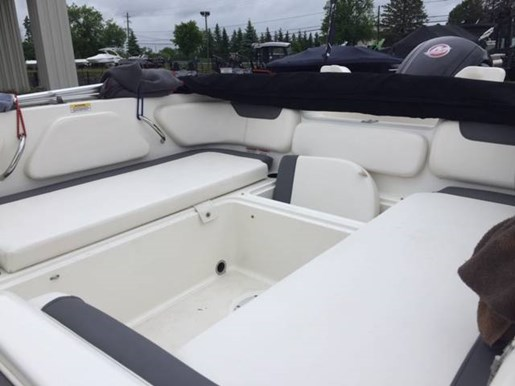 2017 Bayliner boat for sale, model of the boat is ELEMENT E21 & Image # 3 of 4