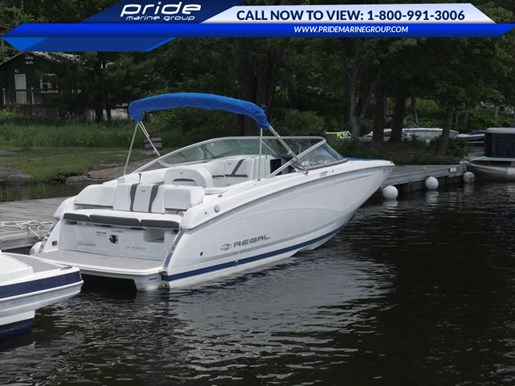 For Sale: 2016 Regal 22 Fassdeck 22ft<br/>Pride Marine - Ottawa