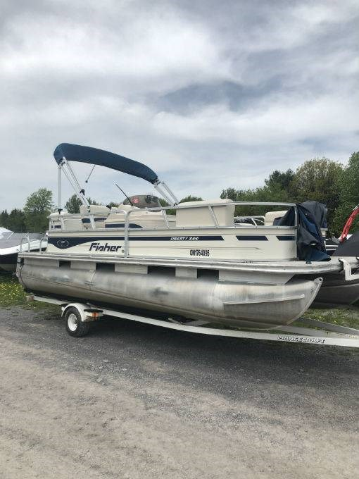 2009 FISHER LIBERTY 200 for sale