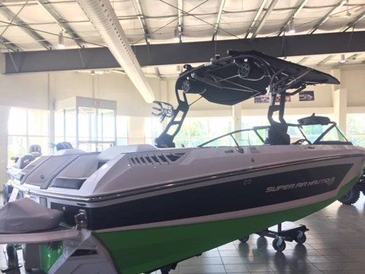 2019 Nautique boat for sale, model of the boat is SUPER AIR GS22 & Image # 2 of 6