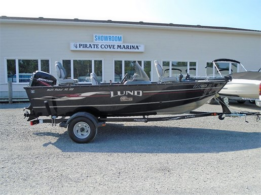 2008 LUND 1625 REBEL XL SS – FOR SALE – BROKERAGE for sale