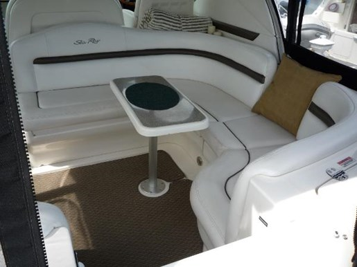2006 Sea Ray boat for sale, model of the boat is 38 Sundancer & Image # 4 of 16