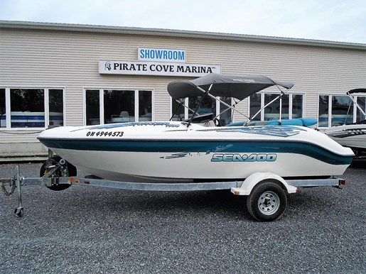 For Sale: 2000 Sea Doo Pwc 1800 Sportster Jet Boat - For Sale -  Us584 17ft<br/>Pirate Cove Marina