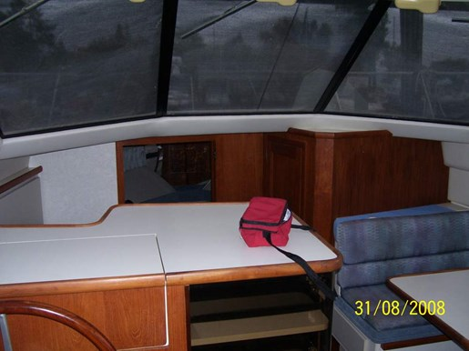 1991 Carver boat for sale, model of the boat is 33 Aft & Image # 11 of 16