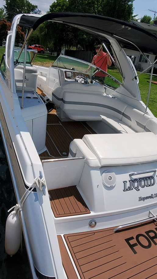 2008 Formula boat for sale, model of the boat is 280 Bow Rider & Image # 5 of 7