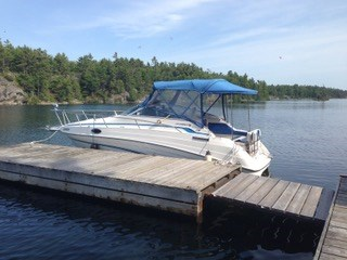 1992 Celebrity 245 Sport Cruiser For Sale