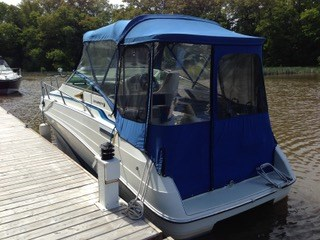 1992 Celebrity boat for sale, model of the boat is 245 Sport Cruiser & Image # 2 of 7