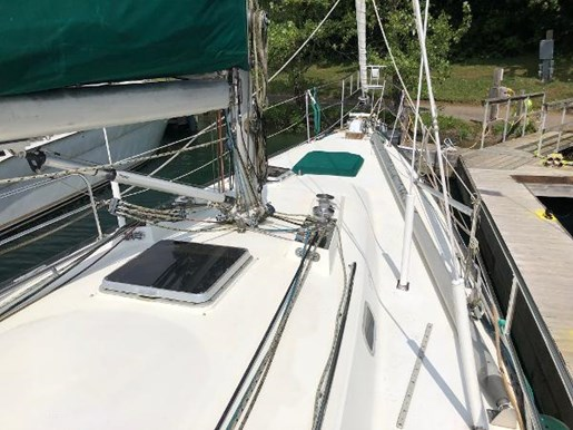 1972 C & C boat for sale, model of the boat is 39 & Image # 2 of 17