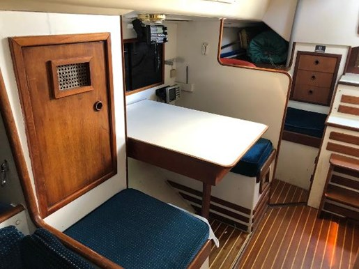 1972 C & C boat for sale, model of the boat is 39 & Image # 7 of 15