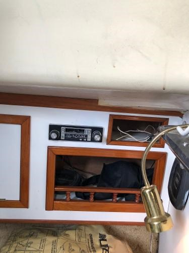 1972 C & C boat for sale, model of the boat is 39 & Image # 9 of 17