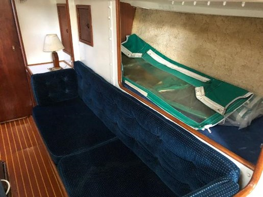 1972 C & C boat for sale, model of the boat is 39 & Image # 10 of 17
