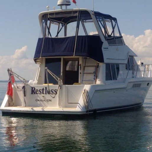 For Sale: 1999 Carver 370 Voyager 37ft<br/>North South Nautical Group Inc.